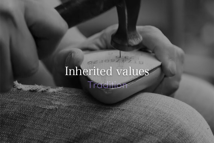 Inherited values