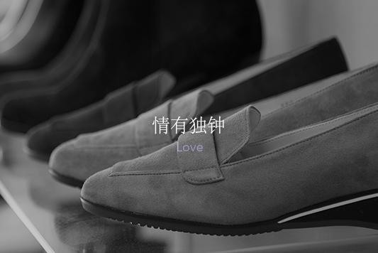 靴にかける想い