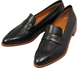 Penny Loafer / Black