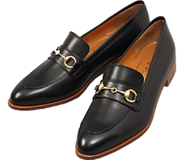 Bit Loafer / Black